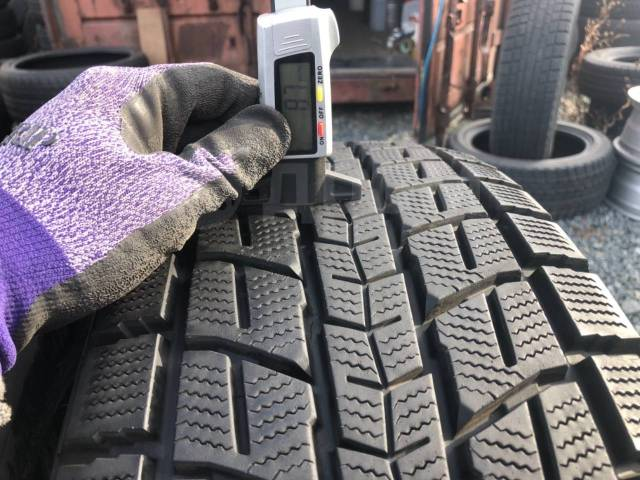 Dunlop Winter Maxx SJ8. Зимние, без шипов, 2014 год, 5 %, 4 шт