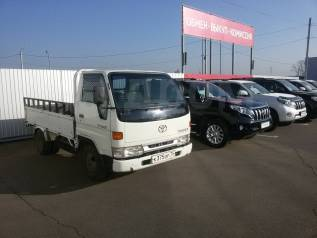 Toyota ToyoAce. Toyota Toyoace, 3 000куб. см., 1 700кг., 4x2