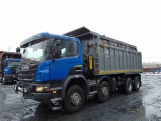 Scania P400. Продается самосвал 8X4 2017 г. в., 13 000куб. см., 50 000кг.