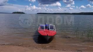 Казанка-5М2. 1998 год год, длина 4,60м., двигатель подвесной, 40,00л.с., бензин