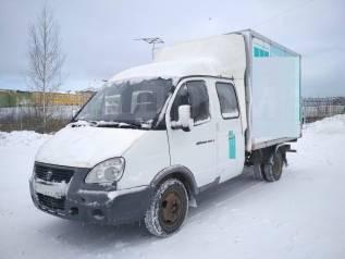 ГАЗ ГАЗель Бизнес. Газель бизнес 2010 г., малый пробег., 2 890куб. см., 4x2