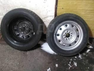 """Зимние шины на дисках. x15"""""""