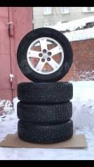 """Продам колёса- зимние шины Pirelli на дисках. x16"""" 5x114.30"""