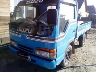 Isuzu NHR. Продаётся грузовик Isuzu elf, 3 100куб. см., 1 500кг., 4x2