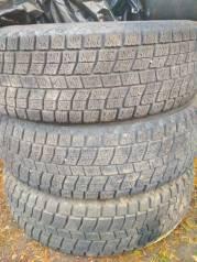 Bridgestone Blizzak MZ-03. Зимние, без шипов, 2003 год, 10%, 3 шт