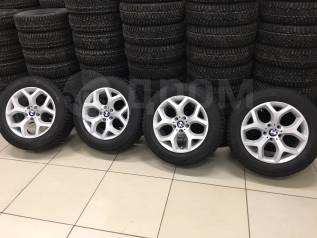 """Диски Replay for BMW + резина 255/55R18 Continental Contiice4*4contact. 8.5x18"""" 5x120.00 ET46"""