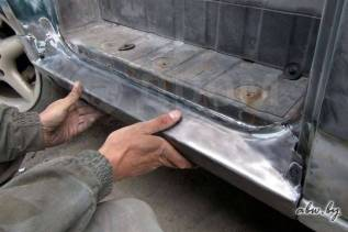 Ремонт и изготовление порогов и арок на любые автомобили