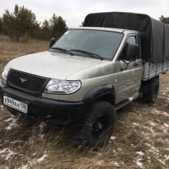 УАЗ Карго. Продам грузовой автомобиль уаз карго, 2 700куб. см., 1 000кг., 4x4