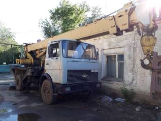 КС-3579, 2001. Продам автокран КС-3579 (МАЗ), 15 000кг., 21,00м.