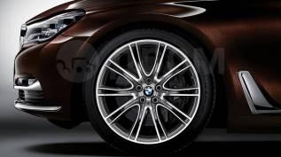 """Продам комплект зимних колес BMW [G11/G12, G30, G32]. 8.5/10.0x20"""" 5x112.00 ET25/41 ЦО 72,0мм."""
