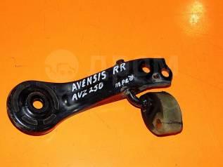 Крепление балки подвески. Toyota Avensis, ADT250, ADT251, AZT250, AZT250L, AZT250W, CDT250, ZZT250, ZZT251, ZZT251L Двигатели: 1ADFTV, 1AZFE, 1AZFSE...