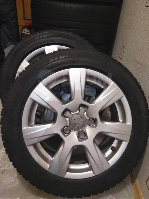 Bridgestone Blizzak Revo2. Зимние, без шипов, 2012 год, 30%, 2 шт