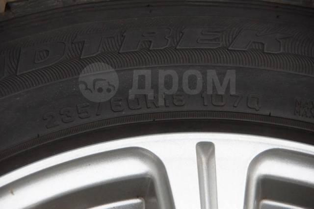 "Колёса из Японии!. 8.0x18"" 5x114.30 ET35 ЦО 67,1мм."