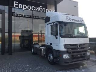 "Mercedes-Benz Actros. Mercedes Benz Actros 1841LS 4х2 ""Optimus"", 12 000куб. см., 10 500кг., 4x2"