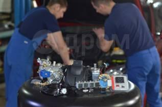 Установка газобаллонного оборудования на автомобили от 25000