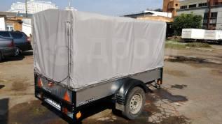 Прицеп грузовой для легкового автомобиля. Г/п: 750кг., масса: 1 000,00кг.