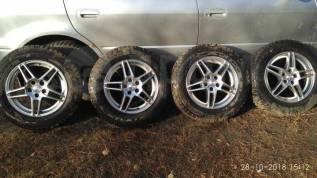 "Комплект колес кордиант. x15"" 5x100.00"