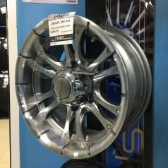 """Sakura Wheels. 7.0x15"""", 6x139.70, ET-10, ЦО 110,5мм."""