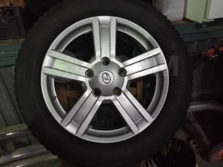 """Комплект зимних колес на дисках R20. 285-50-R20. x50"""""""
