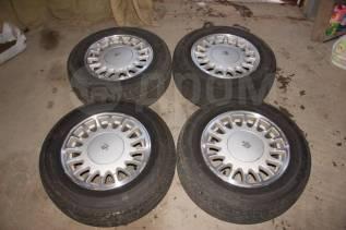 "Toyota. 6.5x15"", 5x114.30, ET15"