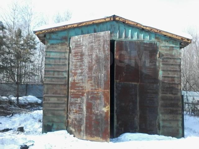 Металлический гараж железнодорожный район гараж ракушка бу купить в омске