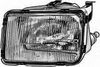 Автомобильная светооптика - фара , габаритный огонь , поворотник . Ford Escort Ford Sierra Ford Scorpio Ford Fiesta Fiat: Ritmo, Croma, Ducato, Tipo...