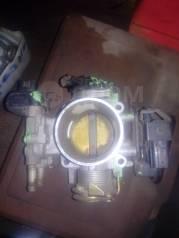 Заслонка дроссельная. Honda Fit Двигатель L15A
