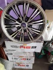 """RS Wheels. 8.5x18"""", 5x114.30, ET-38"""