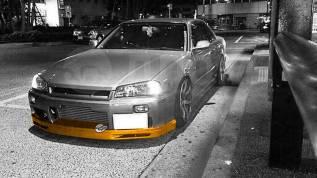 Губа. Nissan Skyline Nissan GT-R, Coupe. Под заказ