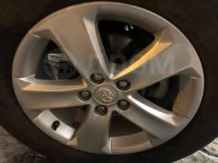 "Продам зимний комплект колес на литье 225/65R17. 7.0x17"" 5x114.30"