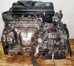 Двигатель в сборе. Nissan: Micra C+C, Cube, Micra, March, Cube Cubic, Note, Sunny Двигатель CR14DE