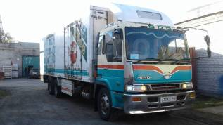 Hino Profia. Продается грузовик Hino Profi, 19 000куб. см., 10 000кг., 6x2