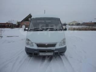 ГАЗ 330232. Продается, 2 400куб. см., 1 500кг., 4x2
