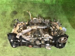 Двигатель в сборе. Subaru Legacy, BE5, BES, BH5 Subaru Legacy B4, BE5 Двигатели: EJ201, EJ202, EJ204, EJ206, EJ208