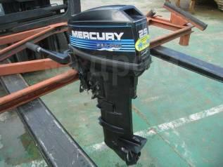Mercury SeaPro. 25,00л.с., 2-тактный, бензиновый, нога S (381 мм)