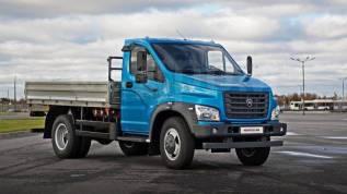 ГАЗ ГАЗон Next C41R33. ГАЗон NEXT (C41R33) 8.7 Т, 4 430куб. см., 4 500кг., 4x2. Под заказ