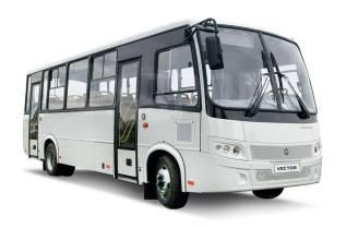 ПАЗ Вектор 8.56. Акция на автобусы ПАЗ 320412-04 Вектор (дв. ЯМЗ/КПП ZF), 21 место