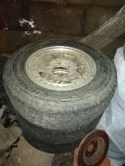 "Продам колеса на сузуки эскудо. x15"" 5x139.70 ET0 ЦО 110,0мм."