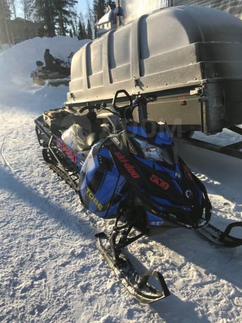 BRP Ski-Doo Summit X. исправен, есть птс, с пробегом