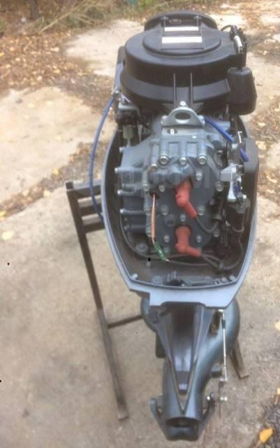 Yamaha. 40,00л.с., 2-тактный, бензиновый, нога S (381 мм), 2013 год год