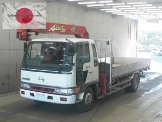Hino Ranger. , 8 000куб. см., 5 000кг., 4x2. Под заказ