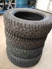 Dunlop SP Winter ICE 02. Зимние, шипованные, 2015 год, 5%, 4 шт