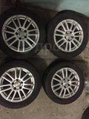 """Продам зимние колёса 205/55/R16, 5x114,3. 6.5x16"""" 5x114.30 ET38 ЦО 73,1мм."""