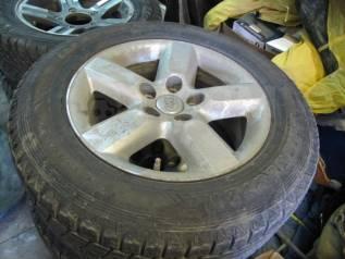 """Диски R16 на Сузуки Suzuki Jimny 2006 литье. 6.0x16"""" 5x139.70 ET22 ЦО 108,1мм."""