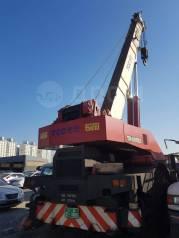 Tadano. Автокран TR-500EX 50 тонн, Б/У без пробега по РФ 1996 г., 11 150куб. см., 50 000кг., 34,50м.