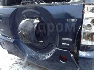 Крышка багажника. Chery Tiggo T11