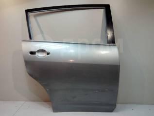 Дверь боковая. Nissan Tiida, C11X Двигатель MR18DE