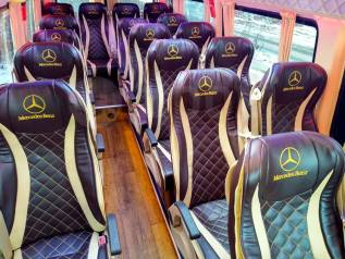 Mercedes-Benz Sprinter 515 CDI. Mercedes Sprinter 515 Новый Салон Super LUX Туристический в Москве, 21 место
