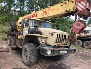 Ивановец КС-35714. Продается автокран 25тн., 11 150куб. см., 16 000кг., 21,00м.