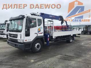 Daewoo Novus. с КМУ DongYang SS1406, 5 890куб. см., 8 000кг., 4x2